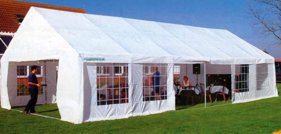A party sátor a rendezvények legjobb helye