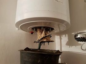 Az Ariston bojler vízkőtelenítésének a menete